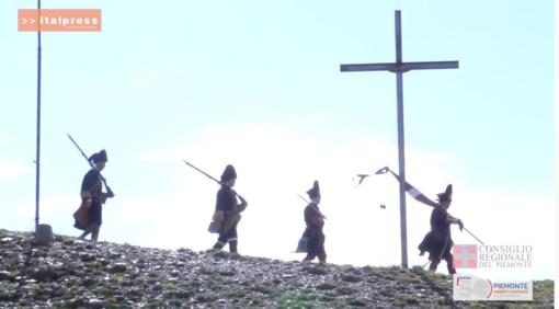 """""""L'Assietta sono state le Termopili del Piemonte"""": la Lega celebra l'anniversario della celebre battaglia"""