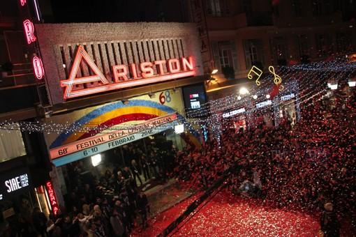 #Sanremo2019: il Festival inizia con il red carpet, questa sera la diretta davanti al teatro Ariston