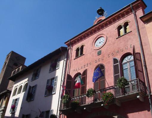 Il municipio di Alba