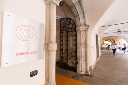 La sede cuneese della Fondazione Crc