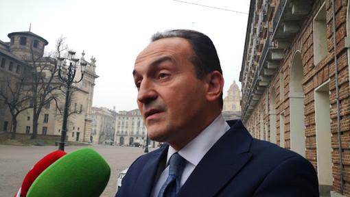 Il presidente della Giunta regionale Alberto Cirio (immagine d'archivio)