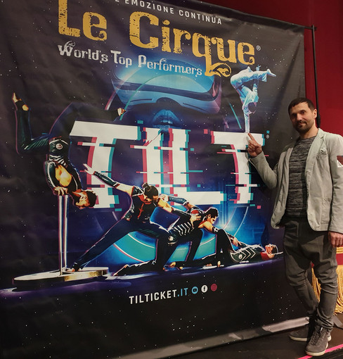"TILT arriva ad Alba: questa sera la prima dello spettacolo firmato ""Le Cirque World's Top Performers"" VIDEO"