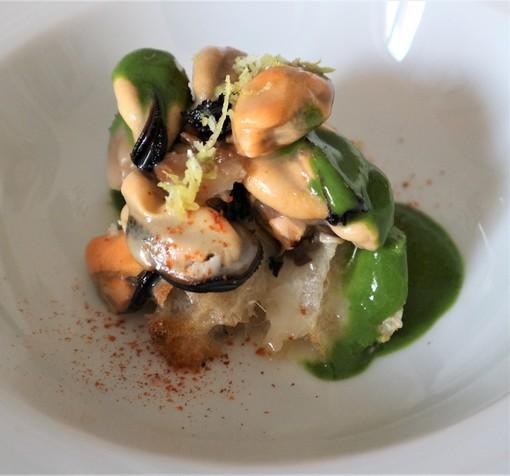 A Sarzana (SP) per provare l'ottima cucina dello chef Giacomo Devoto, un giovane di grande talento
