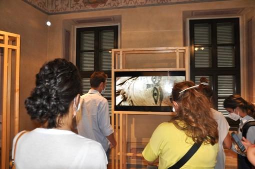 """A Palazzo Mathis la mostra allestita dalla Fondazione Crc e curata dal Centro Conservazione e Restauro """"La Venaria Reale"""""""