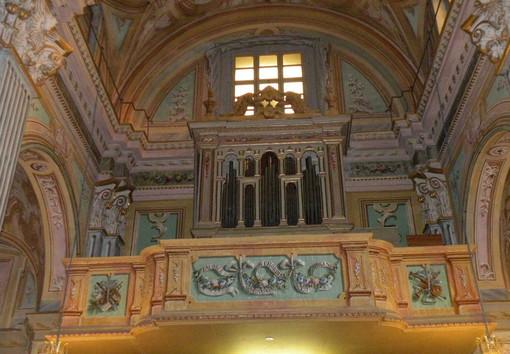 Sommariva Perno, l'organo della parrocchiale torna a suonare dopo due anni
