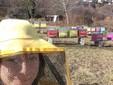 Marzia nell'apiario di Mondovì Piazza