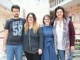 Stefano Bosso, Cinzia Curetti, Rossella Briano e Marisa Carnio