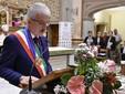 Il sindaco monticellese Silvio Artusio Comba (Foto Paolo Destefanis)