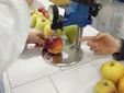 Lo strumento che misura la consistenza della polpa della frutta