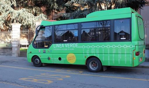 La navetta della Linea 6 (foto d'archivio – Gisella Divino)