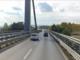 Il ponte Nassiriya, lungo la tangenziale albese (archivio, da Google)