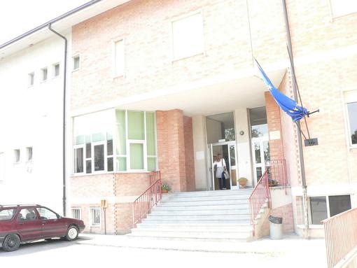 Ingresso dell'Istituto Barbero di Grinzane Cavour (foto archivio Provincia)