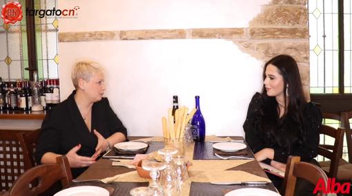 Alla scoperta del ristorante 'La volpe con la pancia piena' con la titolare Anna Barin (video)