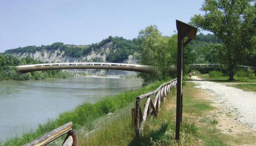 Il progetto del terzo ponte albese: un'opera da 27 milioni di euro