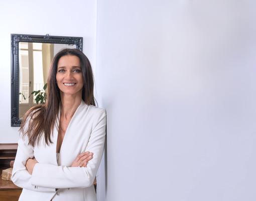 Anche Annalisa Genta candidata a sindaco di Bra ha dato il suo voto