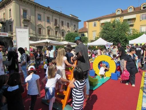 Un'immagine da una passata edizione di Macramé, la festa interculturale albese