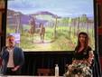 Angelo Pittro e Anita Gazzon presentano la guida Lonely Planet