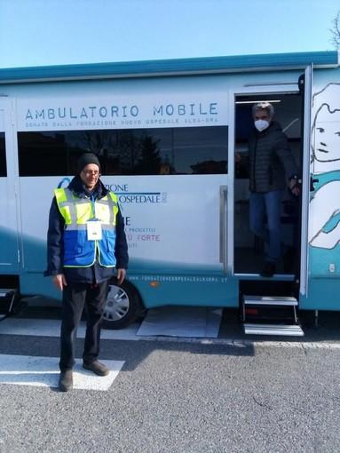 Tamponi rapidi nelle scuole di Langhe e Roero: campagna dell'Asl Cn2 partita oggi da Cherasco