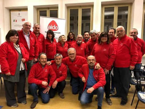 Ad Alba l'assemblea della sezione provinciale Cuneo dell'AIDO