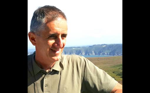 L'architetto Alberto Negro, 62 anni
