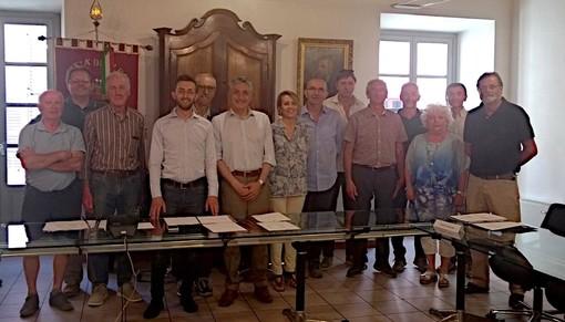 Alba, il sindaco Bo e il vice Bolla hanno incontrato i presidenti dei comitati di quartiere