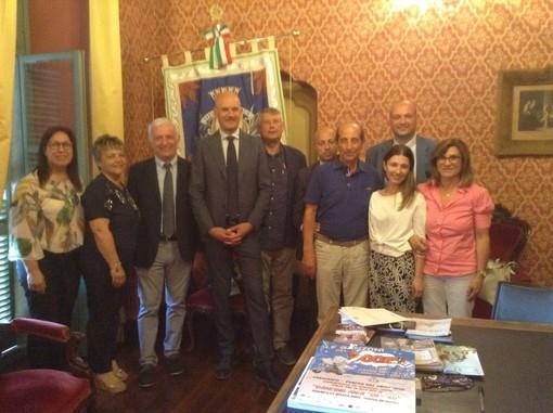 Il sindaco di Cherasco Carlo Davico ufficializza le deleghe ad assessori e consiglieri comuncali