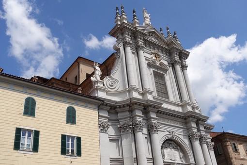 La chiesa parrocchiale di Sant'Andrea Apostolo a Bra