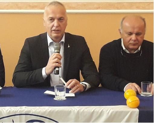 Giorgio Bergesio e William Casoni