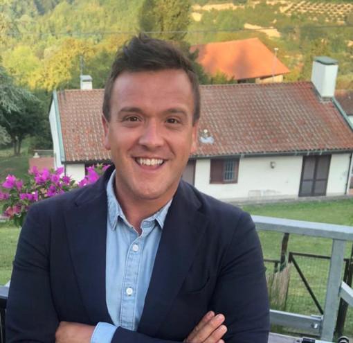 Mattia Morena, nuovo sindaco del centro langarolo