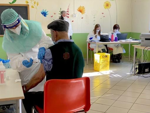 Il Piemonte si avvicina al milione e 800mila dosi: oggi altri 33mila vaccinati