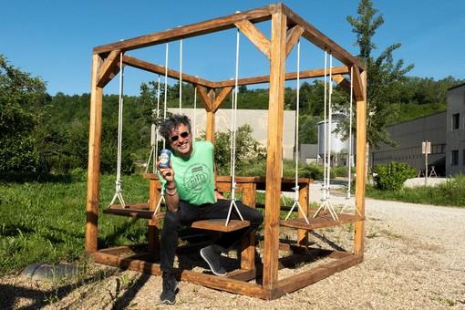 Oggi 1° giugno aprono le porte del Baladin Open Garden, il parco della birra a Piozzo