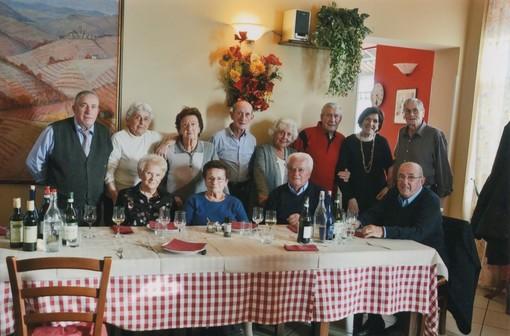 La Leva 1938 di Bra ha festeggiato a tutta vita i primi 81 anni