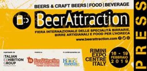 Sono 44 le imprese piemontesi che parteciperanno alla 5° edizione di Beer Attraction a Rimini
