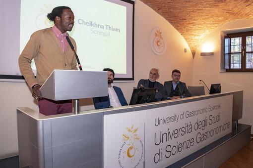 A Pollenzo si rinnova l'impegno di aziende, enti e istituzioni sostenitrici delle borse di studio