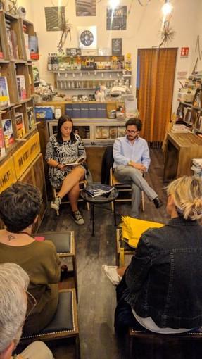 Francesca Faccio e Nicola Brizio