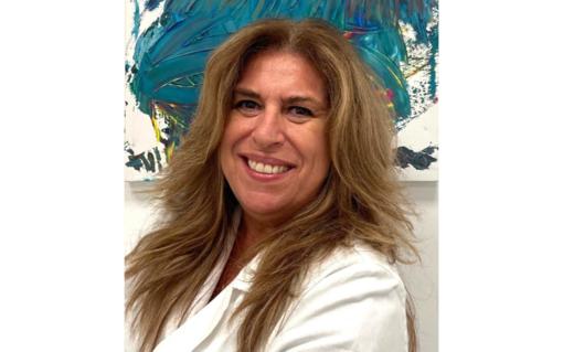 La dottoressa Cinzia Ortega, già primario di Oncologia ad Alba, ora responsabile della Soc di Verduno