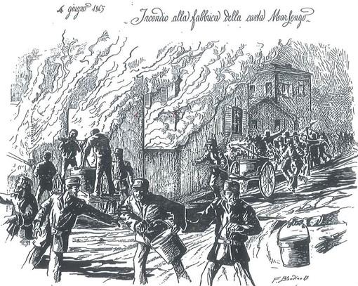 L'immagine di copertina del volume La cioca del feu