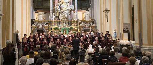 IL coro interparrocchiale Pacem in Terris di Cuneo