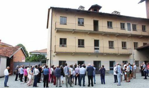 Saluzzo, Casa Madre Teresa in via Sant'Agostino