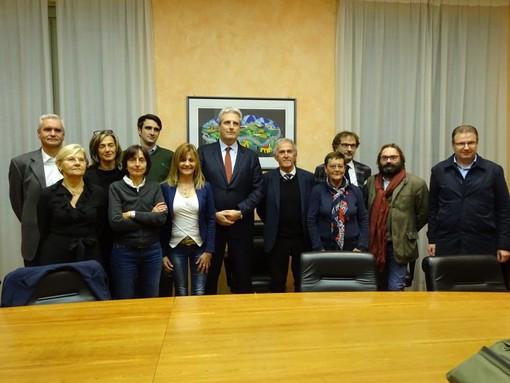 """Provincia, Forza Italia chiede il """"tagliando"""" al presidente Borgna"""