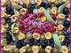 Mercoledì Veg: Crostata con Nergi, piccoli frutti e mele sudate nel limone  con crema pasticcera al limone del Garda