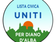"""Il simbolo della lista civica """"Uniti per Diano d'Alba"""""""