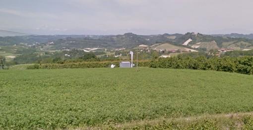In località Montebello uno dei 7 impianti distribuiti nelle campagne guarenesi