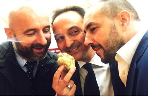 Alberto Cirio si prepara a promuovere il Tartufo Bianco d'Alba al Sundance Festival di Robert Redford