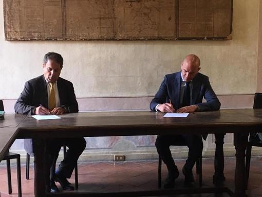 Dal Gruppo Egea un contributo di 15mila euro destinato al Comune di Cherasco