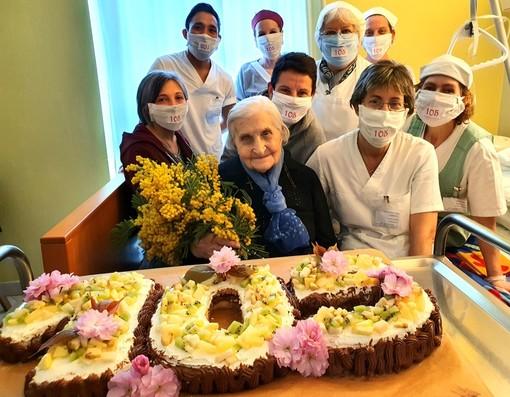 Castiglione Tinella, 105 candeline alla casa di riposo