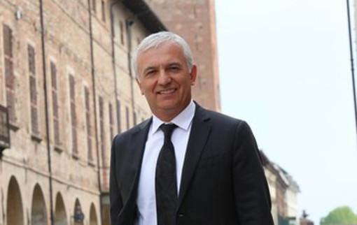 Claudio Bogetti, sindaco di Cherasco sino al maggio 2019, ora vice nella giunta di Carlo Davico
