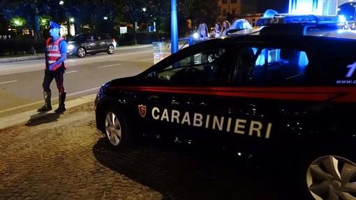 I controlli dei Carabinieri