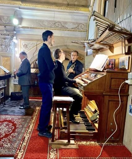 Cherasco, l'organo Pierino Regis e dieci anni di eventi musicali nella chiesa di San Martino