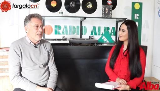 Claudio Rosso ci guida nel mondo di Radio Alba: storia e obiettivi dell'emittente (video)
